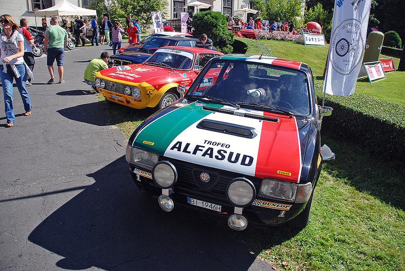 Piknik Forza Italia w Oborach 2012