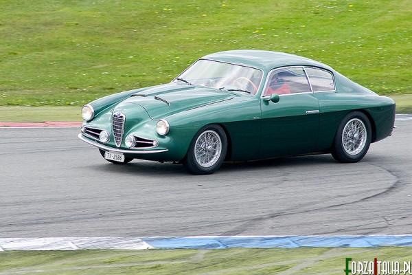 Jazdy pokazowe Tor Poznań Alfa Romeo