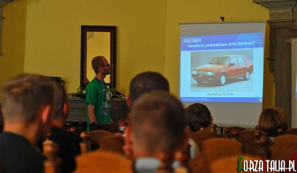 Wykłady Forza Italia