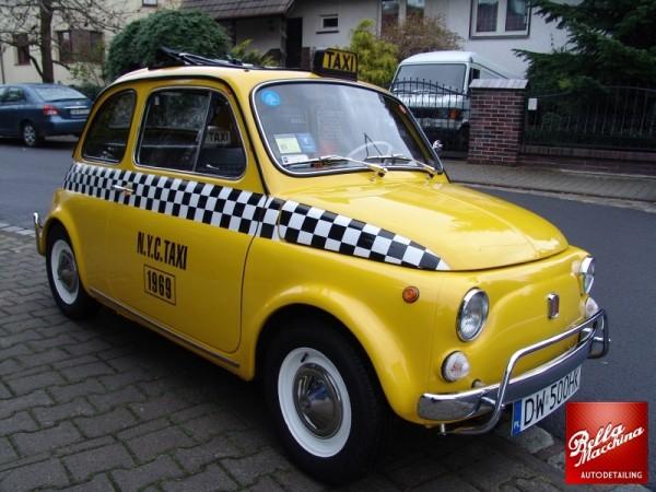 Taxi Bella Macchina Autodetailing